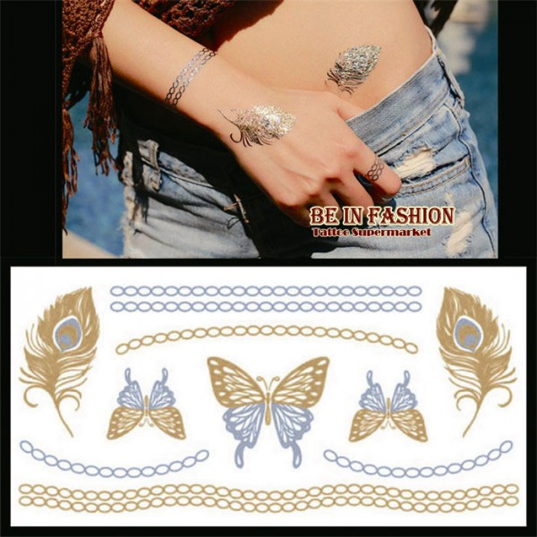 metalicke tetovanie