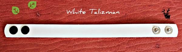 náramok biely