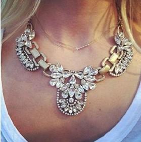 masívny náhrdelník dámsky