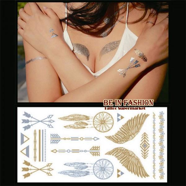 falošné tetovanie